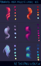 best 25 anime hair color ideas on pinterest palette hair color