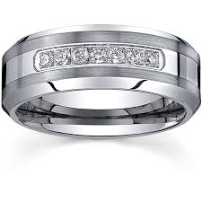mens wedding band with diamonds awesome image of mens wedding bands diamonds ring ideas