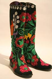 buy boots for suzani boots buy embroidered boots for sale bridget
