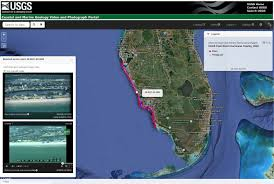 West Coast Of Florida Map by Dive In Explore Thousands Of Coastal And Seafloor Images Along