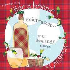 scotlands finest bonnie celebration card karenza paperie