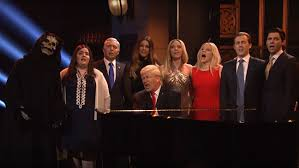 snl u0027 finale alec baldwin kate mckinnon and more sing