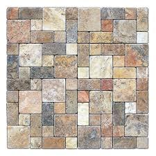 mosaic tile bathroom backsplash l shaped cabinets care and