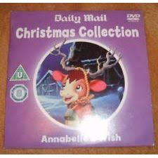 christmas annabelle s wish annabelles wish dvd promo the daily mail childrens kids christmas