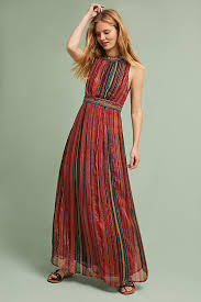artista maxi dress anthropologie