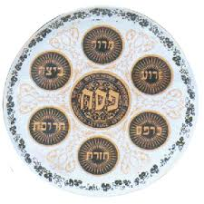 traditional seder plate traditional seder plates