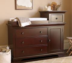 Dresser Changing Table Larkin Hi Lo Changing Table Pottery Barn
