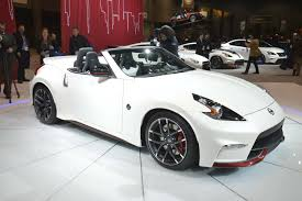 nissan 370z custom nissan 370z nismo roadster concept makes world debut at 2015