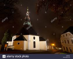 church in german town of seiffen that serves as model for