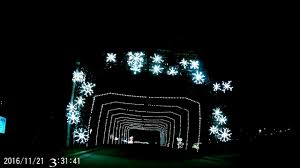 Fantasy Of Lights Los Gatos Holiday Fantasy In Lights 2016 Drive Through Youtube