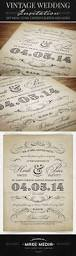 Best Invitation Cards For Marriage Best 25 Vintage Wedding Invitations Ideas On Pinterest Vintage