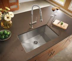 back to the benefits of opting for stainless steel kitchen sink