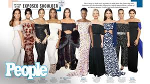 style trends 2017 2017 s biggest fashion trends style stars and events to look out