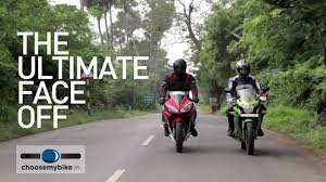 cbr 150 rate yamaha r15 vs honda cbr 150r a drag race youtube