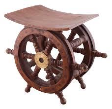 bulk wholesale decorative cart wheel in wood u2013 8 5 u201d hand carved