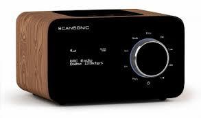 internetradio küche scansonic r4 radio walnuss de heimkino tv