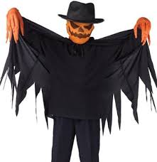 Scary Halloween Costumes For Kids Pumpkin Scary Halloween Costumes