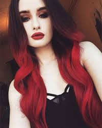 invierno 2016 color de pelo rojo de tendencia la moda en tu cabello tendencias color de pelo rojo 2016