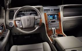 Lincoln Navigator 2015 Interior First Big Lincoln Navigator Ad Campaign Since 2007 Starts Next