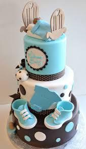 20 deliciosos y divertidos pasteles para un baby shower babies