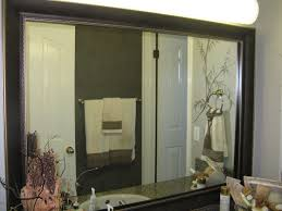 11 best frames for existing mirrors images on pinterest bathroom