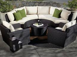 curved outdoor patio furniture covers fresh sofa interior popular