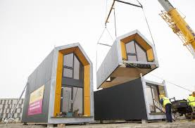one homes could york learn from these temporary affordable prefab homes