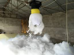 foam machines add to your party rental equipment company