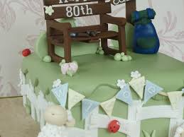 joint 80th birthday u0026 welcome home cake cakecentral com