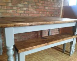 Dining Room Furniture Etsy UK - Handcrafted dining room tables