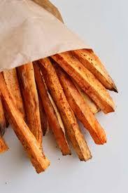 comment cuisiner des patates douces frites de patate douce sans huile healthy