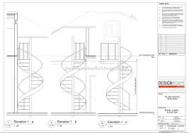 model staircase spiral staircase components surprising photo