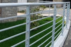 ringhiera metallica ringhiere zincate carpenteria metallica leggera secco s r l