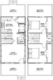 floor plans small houses 20x32 tiny house 20x32h4d 640 sq ft excellent floor plans