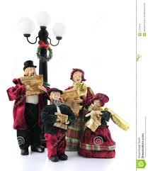 caroling figurines stock photo image 17331610