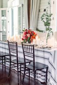 table and chair rentals big island a big island hawaii wedding all about color linen rentals floral
