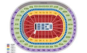 Wells Fargo Center Floor Plan   wells fargo center philadelphia tickets schedule seating chart