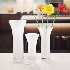 White Glass Vases Online Get Cheap White Glass Vases Aliexpress Com Alibaba Group