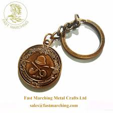 cool key rings images China custom metal cut business security keychains brand cool jpg