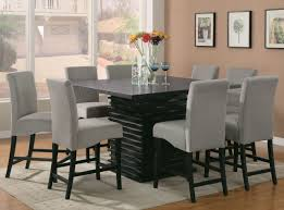 counter height dining room table sets counter height dining set solid wood table end tables dinette sets