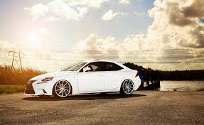 lexus isf wallpaper image lexus is f sport white sky cars side clouds