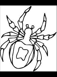free printable bug coloring pages kids theotix
