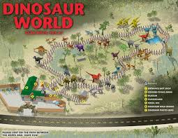 Dinosaur world glen rose texas dinosaur world for dinosaur