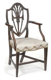 hepplewhite chairs identifying antique chairs georgian hepplewhite
