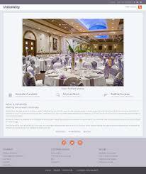 Wedding Site Design U0026 Development Of A Wedding Venue Search Site Portfolio