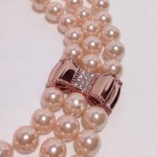 rose gold pearl bracelet images 14 off kate spade jewelry sold kate spade pearl rose gold jpg