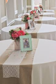 best 25 burlap runners ideas on pinterest burlap table