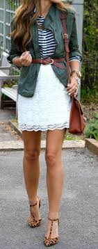 lace skirt ideas for wearing lace skirts this summer fashiongum