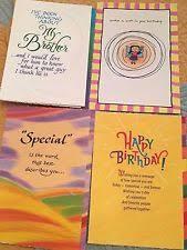 blue mountain arts birthday greeting cards ebay