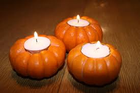 decorations simple pumpkin inspired candle holder alongside 3